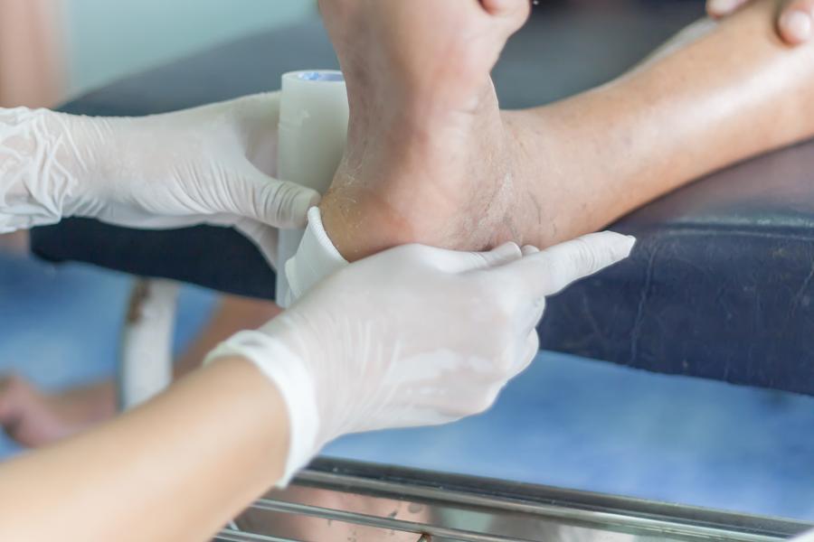 Enfermeras y TCAE logran eliminar las úlceras en..
