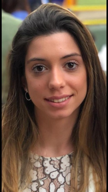 Beatriz Muñoz Martínez, estudiante de Enfermería