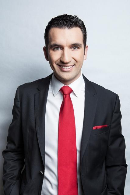 El actor y humorista Miguel Lago