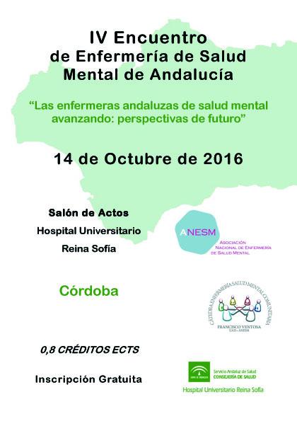 IV Encuentro de Enfermería de Salud Mental de Andalucía.1
