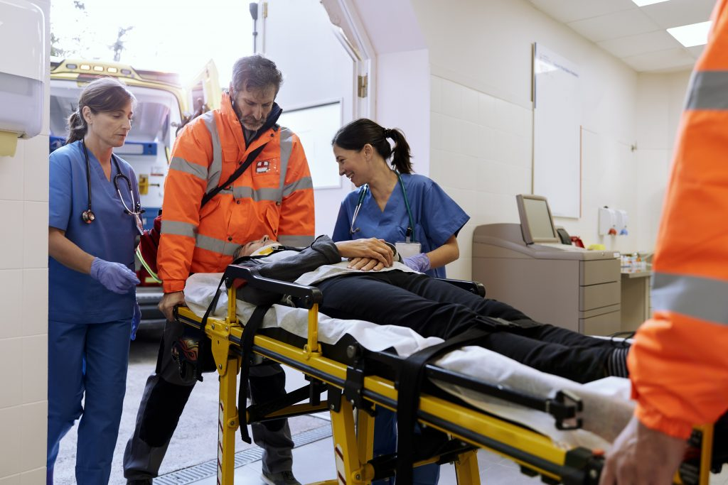 Urgencias y emergencias   iStock