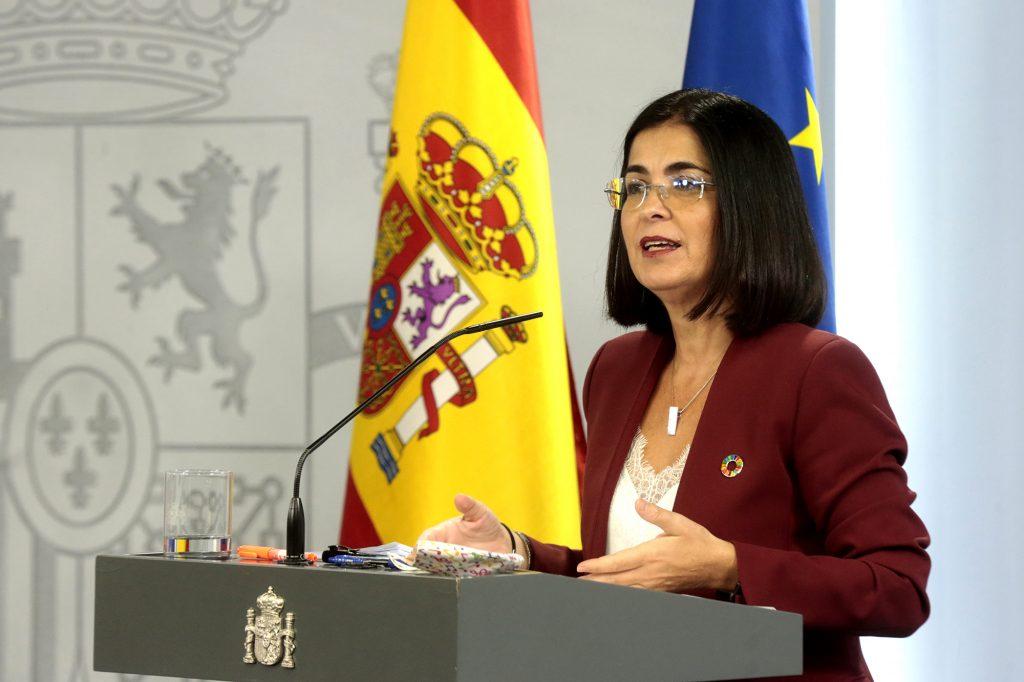 Carolina Darias, nueva ministra de Sanidad | @desdelamoncloa