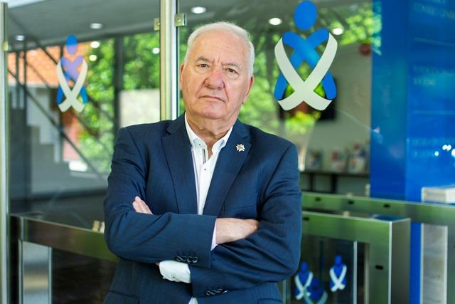 Florentino Pérez Raya | Consejo General de Enfermería