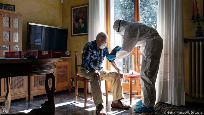 Foto extraída de DW.com / Una imagen Getty Images. M Di Lauro