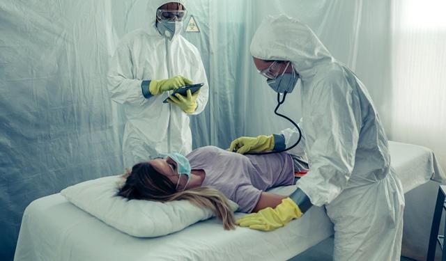 Paciente en hospital | iStock