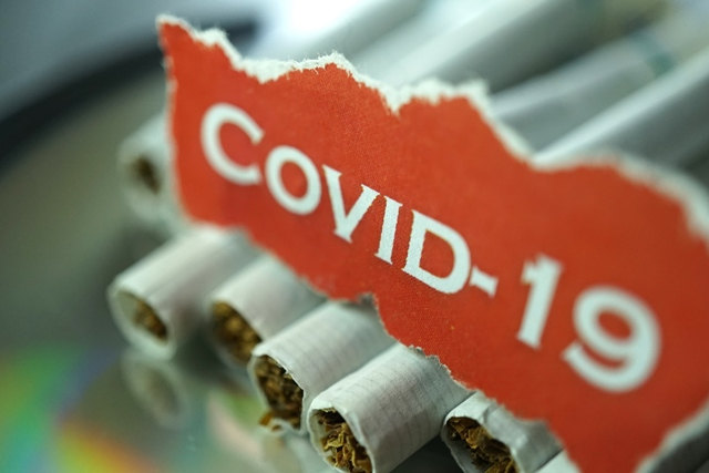 Covid-19 y tabaco