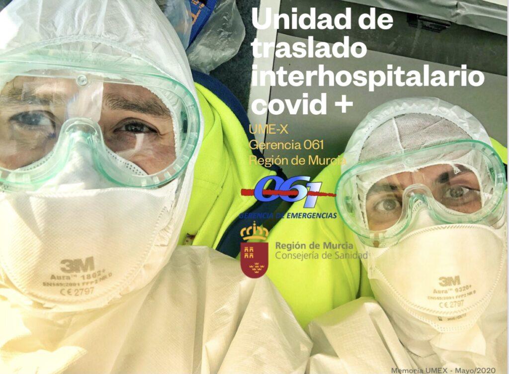 JM Salas y Manuel Pardo, UME X Gerencia de Urgencias y Emergencias 061 | Blog Con tinta de médico