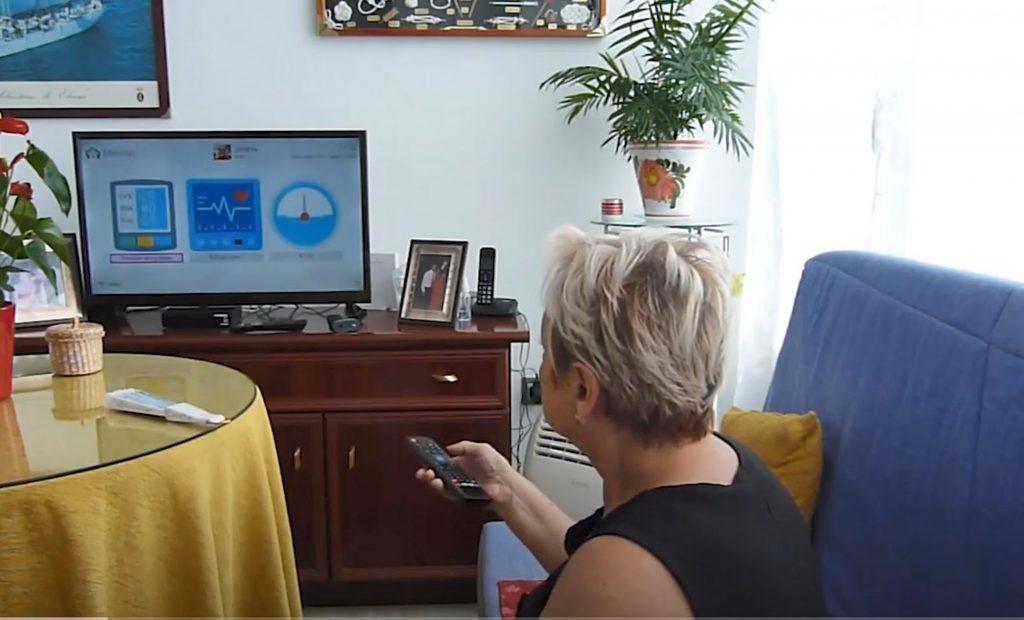 Paciente con demencia    Hospital Regional Universitario de Málaga