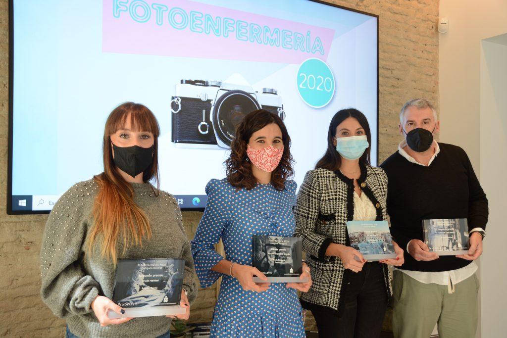 Entrega premios FotoEnfermería 2020