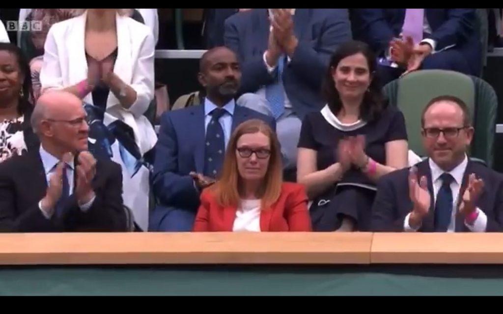 Sarah Gilbert | Captura vídeo de la BBC